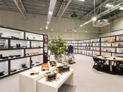 Smartwares showroom