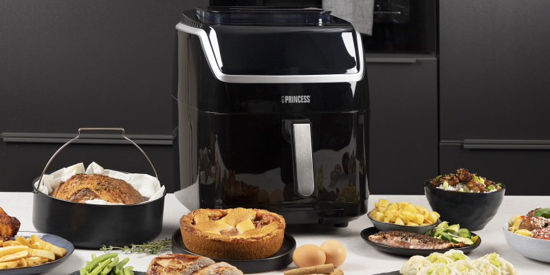 NEW | Aerofryer and Steam Oven in one device