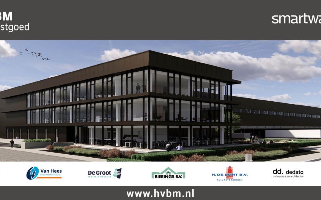 HVBM Vastgoed verhuurt DC Charlotte Tilburg aan Smartwares Group
